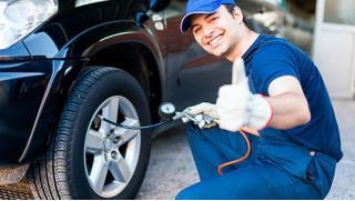 Купон на шиномонтаж и балансировку четырех колес от компании «Автоколесо 24»! Скидка до 62%!