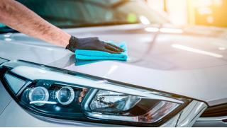Купон для твоего авто! Химчистка салона, шумоизоляция, покрытие кузова составом «Жидкое стекло» и абразивная полировка фар!