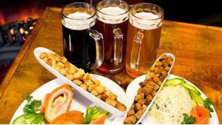 Москва зовет в БирХаус ! Скидка 50% на все меню и бар! Отметься в отличном ресторане!