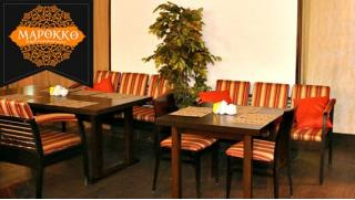 Кухня из Марокко! Скидка 50% на все меню кухни и напитки или проведение банкета в ресторане «Марокко»! И на самовывоз тоже!