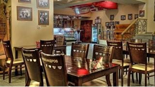 Ресторан купон! Скидка 50% на всё меню и напитки в ресторанах Ribs & Wings без ограничения суммы чека! Три адреса на выбор!