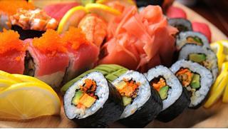 Доставка вкусняшек! Все меню от службы доставки суши-бара «Темпура»! Суши, роллы, закуски, супы, салаты и многое другое!
