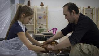 Творчество для всех! Свидание в гончарной мастерской для двоих или мастер-класс по гончарному делу в студии MasterstvoMsk!