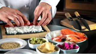Делай суши сам! Мастер-классы «Суши Старт» и «Суши Интенсив» для одного или двоих в школе суши-мастерства «Суши Повар»