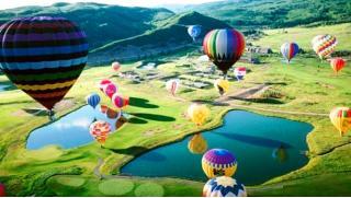 Воздушные шары в Москве! Полет на воздушном шаре для одного, двоих или четверых в клубе «Аэронавтика»! Скидка 55%!