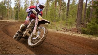 Скидка 79% на катание на кроссовом мотоцикле или питбайке от компании Kvadro-Extrim в Подмосковье! Давай погоняем!