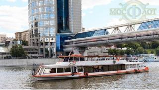Купоны на теплоход по Москве-реке! Трехчасовая прогулка на теплоходе с ланчем для взрослых и детей от компании «Мосфлот»