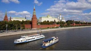 Завтрак на теплоходе! Двухчасовая прогулка на теплоходе завтраком по Москве-реке в будни и выходные от компании «Алые паруса»