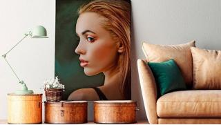 Картины в уютный дом! Модульные картины на холсте, фотосувениры, печать фотографий и не только от Красотища 48!