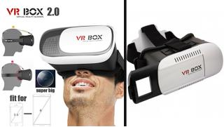 Погрузись в виртуальную реальность! Очки виртуальной реальности «VR BOX 2.0» с пультом ДУ всего за 690 рублей!
