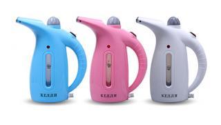 Отпарит как следует! Отпариватель для одежды Kelli KL-317 всего за 749 руб!