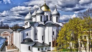 Путешествие в Новгород на автобусе! Однодневный тур «Новгородские земли» от туристической компании «Хохлома Тур»