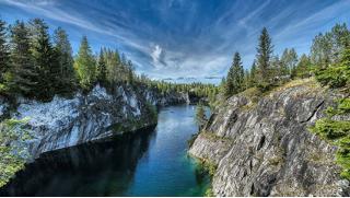 Скидки на путешествия по купонам! Тур «Рускеала-парк: мраморный мир» от компании Karelia-line! Скидка 76%