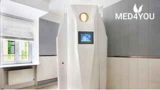 Красота и здоровье! 1, 3 или 6 сеансов посещения барокамеры и криокапсулы в клинике Med4you! Скидка до 70%!