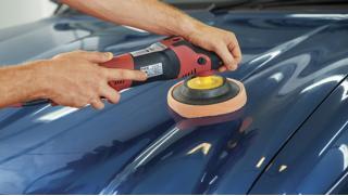 Комплексная химчистка салона автомобиля, абразивная полировка кузова или фар со скидкой 86% в Тюнинг-ателье Auto-M1!