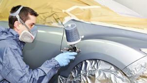 Покрась машину! Купон на покраску 1, 2 или 3 деталей автомобиля в автотехцентре «Автотема»! Скидка до 87%!