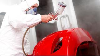 Купон на покраску 1, 2 или 3 деталей автомобиля в автотехцентре «Автотема»! Скидка до 87%!