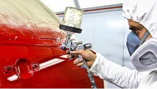 Вот это тема! Купон на покраску 1, 2 или 3 деталей автомобиля в автотехцентре «Автотема»! Скидка до 87%!