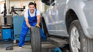 Купон на шиномонтаж и балансировку четырех колес до R18 в автоцентре «Качество №1»! Скидка 59%!