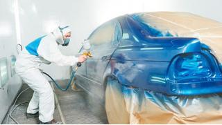 Купон на покраску деталей, бронирование антигравийной пленкой и полировка автомобиля 3М в автотехцентре Red Bros Customs!