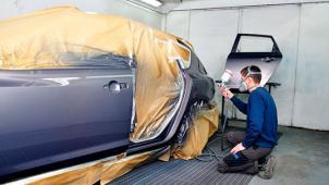 Покрасим круто! Покраска деталей, полировка кузова и керамическое покрытие в техцентре Tiar-service! Скидка 85%!
