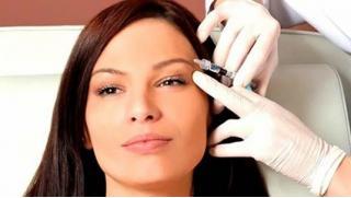 Инъекции «Ботокса»! Межбровье, области глаз и лба, лечение гипергидроза инъекциями в компании Акварель!