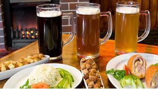 Скидка 50% на все меню и барную карту в сети ресторанов «БирХаус»! Для компании до 8-ми человек!