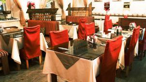Все меню и напитки без ограничения суммы чека в ливанском кафе «Бейрут» со скидкой 50%!