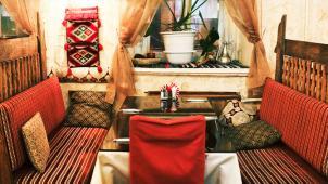 Добро пожаловать к нам! Все меню и напитки без ограничения суммы чека в ливанском кафе «Бейрут» со скидкой 50%!