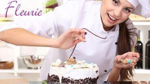 Заказ праздничного торта из каталога или по собственному эскизу от кондитерского дома Fleurie! Вкусное искусство для Вас
