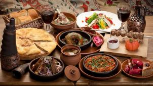 Скидка 50% на всё меню кухни и напитки в грузинском кафе «Венера»! Отведай наших вкуснейших блюд!