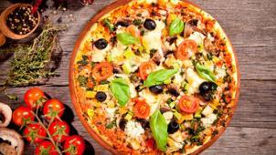 На любой вкус! Доставка пиццы и ароматных осетинских пирогов от пекарни Ossetian Pie со скидкой до 75%! А еще вкусные бонусы!