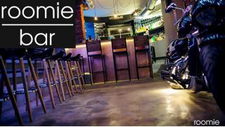 Скидка 50% на ароматный дым, 20% на еду и напитки в коктейльно-кальянном баре Roomie Bar