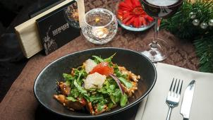 Кушать хочется всегда! Скидка 50% на всё меню и напитки без ограничения суммы чека в ресторане-караоке «Шиша»!