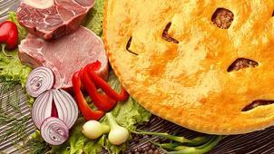 Купон на доставку пиццы или пирогов! Осетинские пироги и нежная пицца от службы доставки Tavernafood! Скидка до 74%!