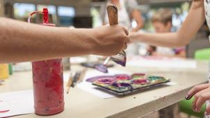 Мастер-классы для взрослых и детей «Учимся рисовать», «Основы акварели» и курсы живописи в Школе искусств! Скидка 70%!