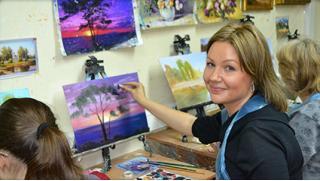 Валенсия! Посещение творческого мастер-класса по батику или рисованию пастелью! Скидка до 62%
