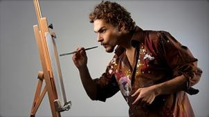 Посещение творческого мастер-класса по батику или рисованию пастелью в студии живописи «Валенсия»! Скидка до 62%