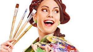 Рисуй у нас! Мастер-класс по рисованию для одного или двоих в художественной студии «Август-Арт» со скидкой до 72%!