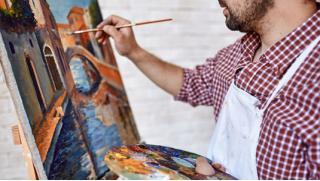 Обучение для взрослых и детей в художественной школе Cultura Graphica! Мастер-классы по живописи и скетчингу и не только!