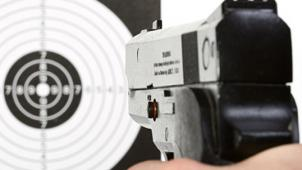 Курс бойца! Стрельба в тире из пневматического и лазерного оружия + курс молодого бойца от клуба «Феникс»!