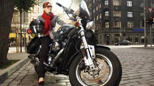 Гоняй на Харлее! Обучение вождению мотоцикла на автодромах и полный курс теории ПДД в школе Moscow Harley-Davidson school!