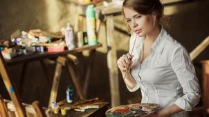 Креативим правым полушарием! А так же Тренинги «Рисуем маслом за 3 часа», «Рисуем за 1 день» и «Эбру»!