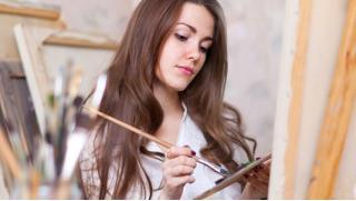 Мастер-класс «Картина своими руками» от художественной студии Magichands! Стань мастером живописи со скидкой 55%