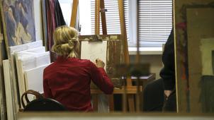 Рисование в Москве! Уроки рисования для детей и взрослых в Школе-студии живописи Владимира Григоряна со скидкой 50%!