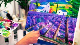 Мастер-классы по рисованию для детей и взрослых в Школе-студии живописи Владимира Григоряна! Учись прекрасному! Скидка до 70%!