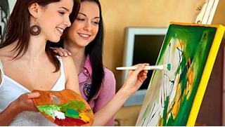 Учись всегда! Мастер-классы по рисованию для детей и взрослых в Школе-студии живописи Владимира Григоряна!