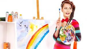 Мастер-классы по правополушарному рисованию от арт-студии Vailet! Собирай художников и приходи! Скидка 66%!