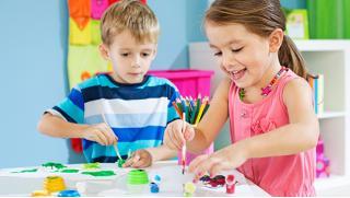 Дети рисуют! Детский мастер-класс по рисованию от арт-студии Vailet со скидкой до 59%!