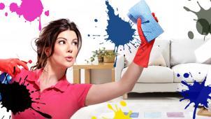 Генеральная уборка квартиры площадью до 100 кв. м, а также приготовление еды из продуктов заказчика от компании Home maid